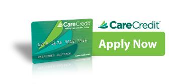 carecredit logo and card