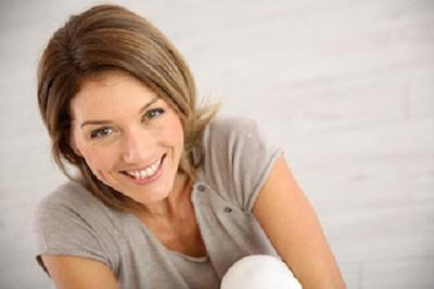 woman smiling | cosmetic dentistry northport ny