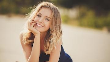 Woman Smiling | Cosmetic Dentist in Northport NY